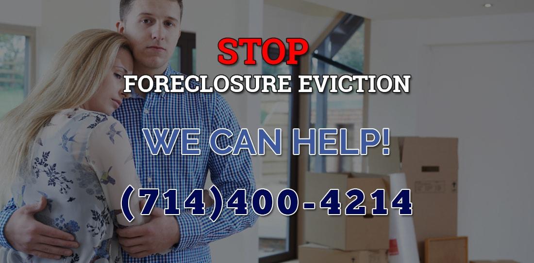 Eviction After Foreclosure La Puente CA